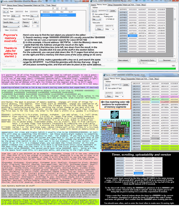 Main page » Wiki » Mario Making Mods